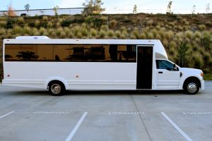 27 Passenger LimoBus